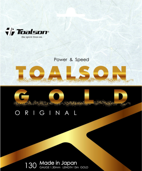 TOALSON GOLD 130 ORIGINAL