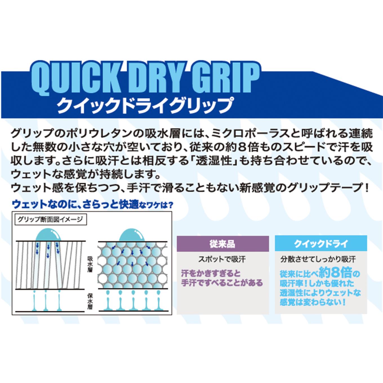 QUICK DRY GRIP
